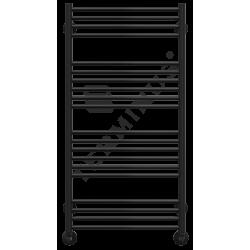 Полотенцесушитель Terminus Аврора П20 500х1006 черный